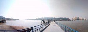 マカオ南端を再び歩く(^▽^)/