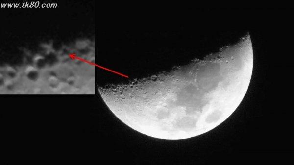 今夜は月面X!!~ヽ(' ∇' )ノ