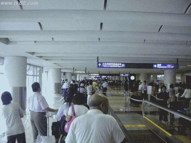 23日の香港空港は大変でした